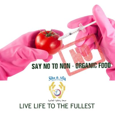 Say-no-to-non-organic food