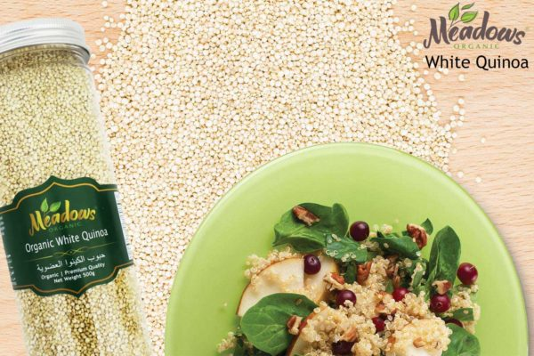 meadows organic quinoa