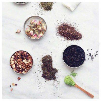 Organic Tea Flavors