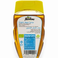 Meadows Agave Syrup 420g_Backside